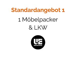 UmzugsExpress Standardpaket 1