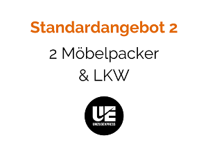 UmzugsExpress Standardpaket 2