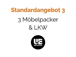 UmzugsExpress Standardpaket 3